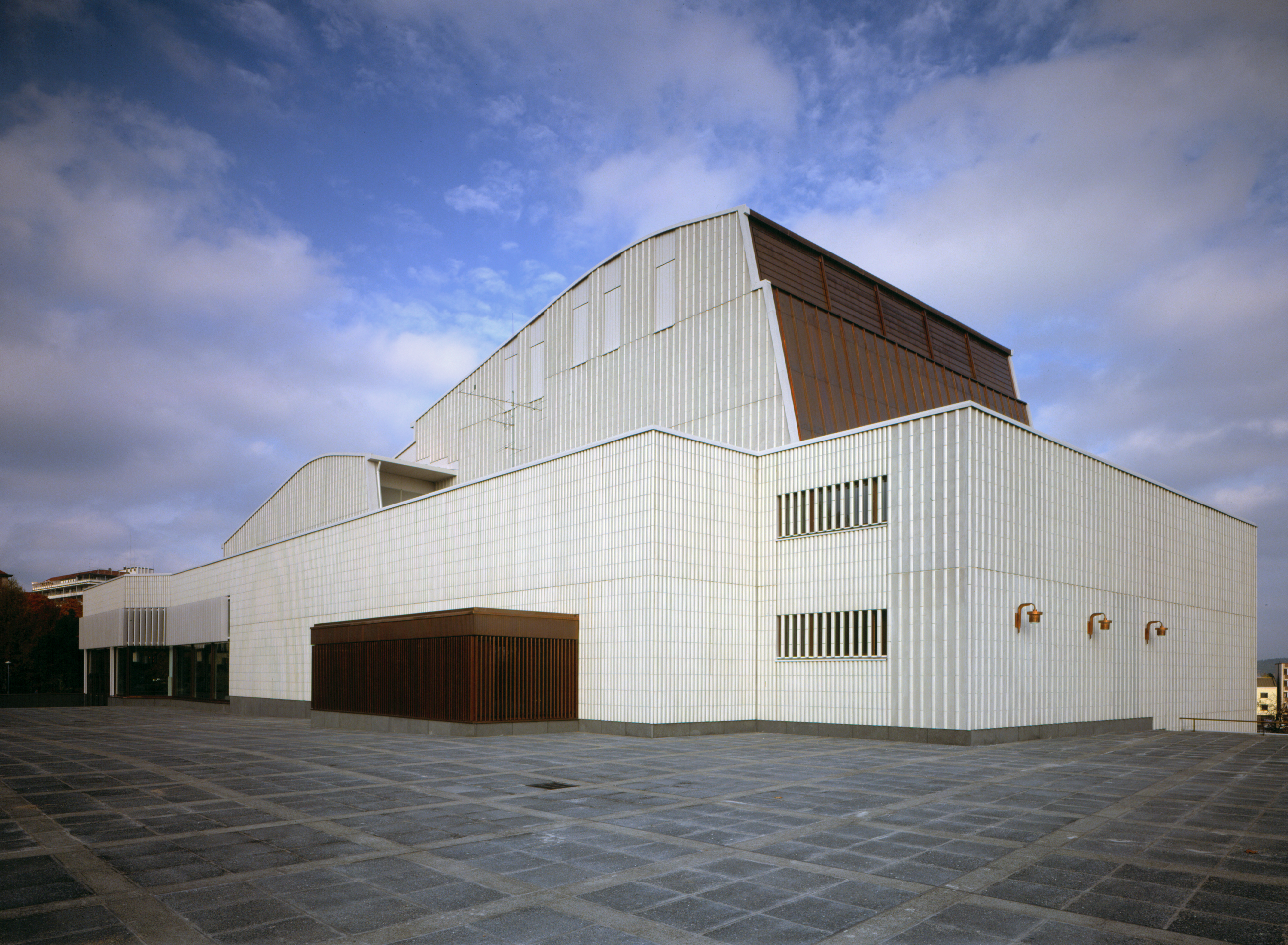 The Florence of the North Alvar Aalto u00b4s architecture in Jyväskylä exhibition is on show at the