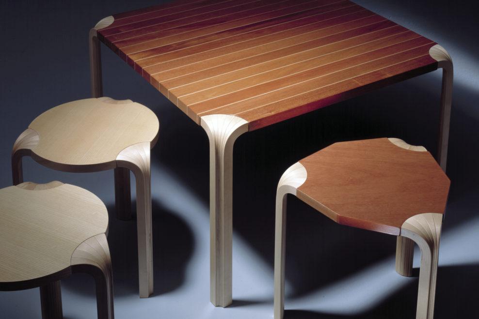 X-leg - Alvar Aalto Foundation | Alvar Aalto -säätiö