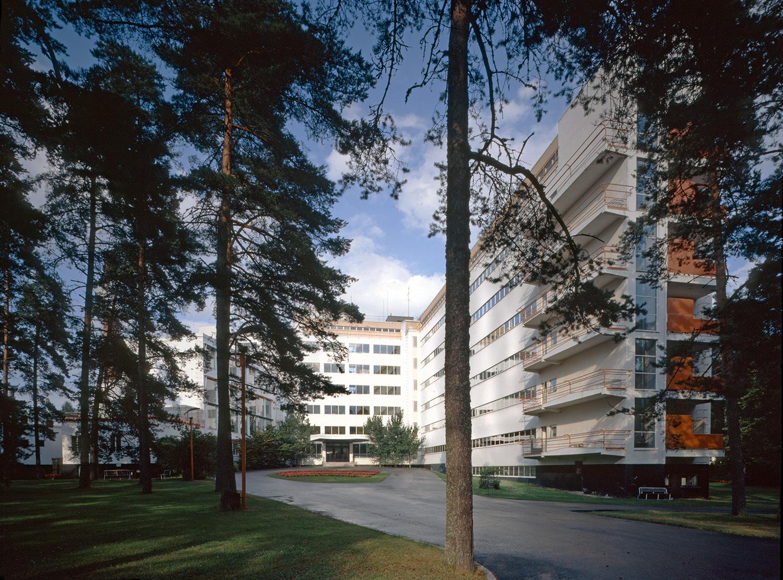 Paimio-vetoomus - Alvar Aalto Foundation | Alvar Aalto -säätiö