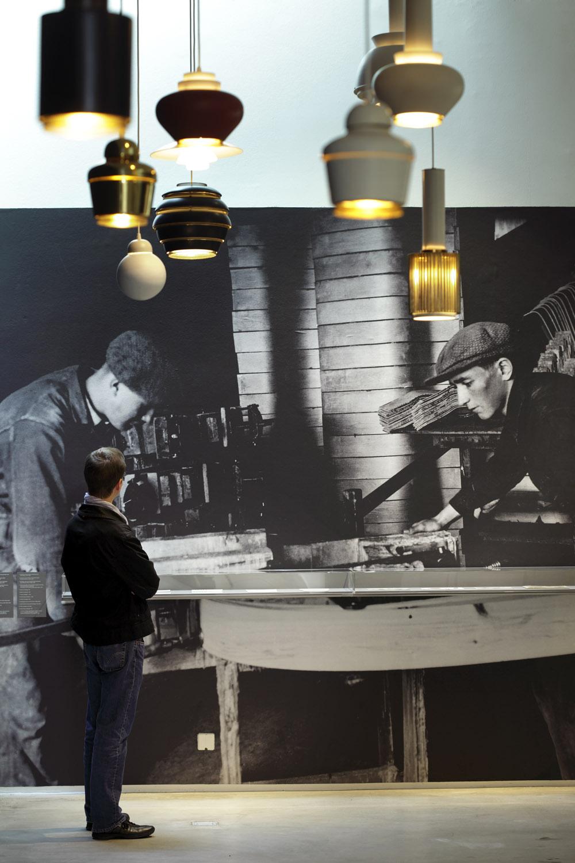 Alvar Aalto - Second Nature. Vitra Design Museum, Weil am Rhein. Kuva: © Vitra Design Museum / Ursula Sprecher.